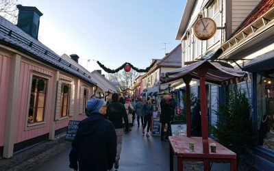 Places to visit near to Stockholm: SIGTUNA