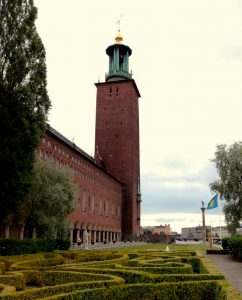 Stadshuset - Ayuntamiento de Estocolmo - Stockholm City Hall