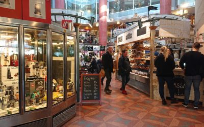 The BEST Food Markets in STOCKHOLM