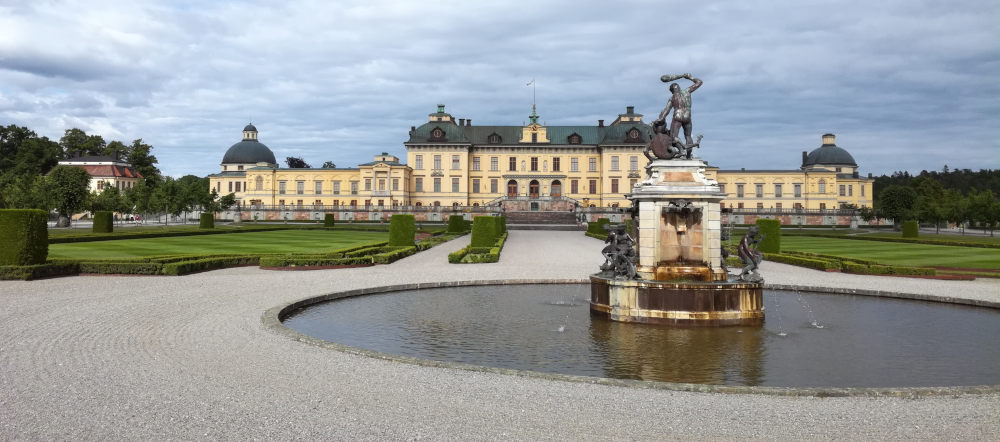 What to SEE in Stockholm: Drottningholm