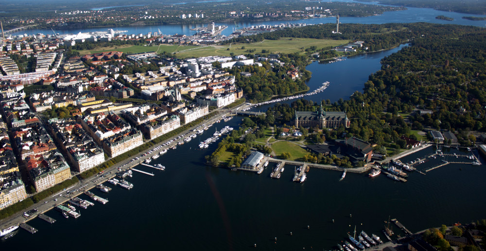 The best Parks in Stockholm