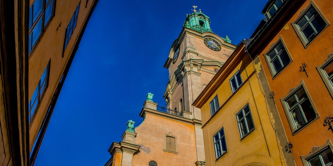 Free Stockholm Tour; Free Tour in Stockholm Old Town
