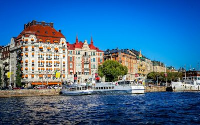 6 Streets to walk in Stockholm